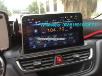 Android Wifi GPS navigation camera for JAC Refine S3 2017 audio radio Car