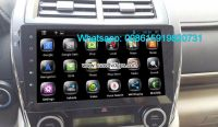 Android wifi GPS Camera Video for Toyota Camry USA AU UK audio radio Car