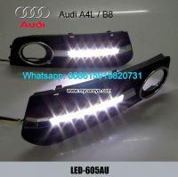 AUDI A4 A4L B8 DRL module LED Daytime Running Lights