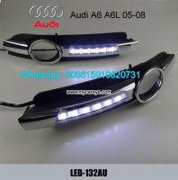 AUDI A6 DRL LED Daytime Running Light led driving lights