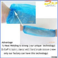 Disposable various colored sleeve cover oversleeves