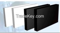Composite polymer weifa wear-resisting board