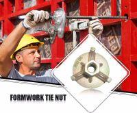 Formwork Accessories Tie Rod Wing Nut for DOKA Formwork