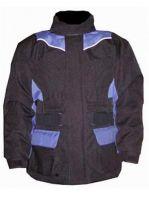 textile children motorbike jacket