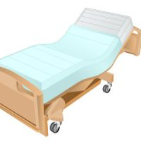 Certificated High Resilience Foam Hospital Mattress with Zones of Different Density