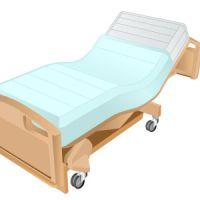 Certificated Hospital Foam Mattress Healthy Care