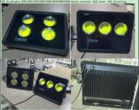 COB floodlight 50W 100W 150W 200W 300W 400W 500W 600W outdoor light full power IP67