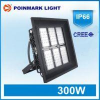 flood light 300w ip66 alumunum alloy outdoor light 85-265v