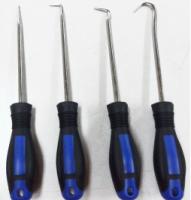 4 Pcs Long Hook & Pick Set Vehicle Tools