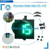 400mm good quality digital traffic light countdown timer with cheap price