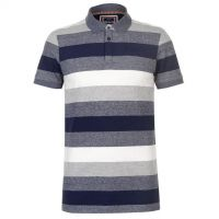 Yarn Dyed Polo Shirt