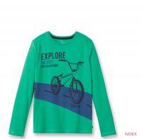 Boy's Long Sleeve T-Shirt