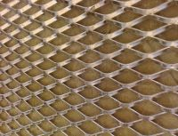 expanded mesh panel