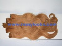 Remy clip in hair extensions