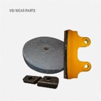 WEAR PARTS FOR VERTICAL SHAFT IMPACTOR (VSI)