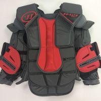 Ice hockey chest protector chest armor
