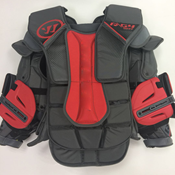 Ice hockey chest protector chest armor
