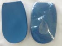 Height increase insole shoe pad heel pad
