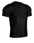 padded compression wear padded protector compression shirt and short