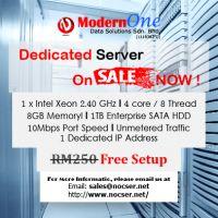 Dedicated Server Malaysia