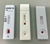 IGM/IGG ANTIBODY DETECTION KIT, QUANTUM DOT-BASED FLUORESCENCE IMMUNOCHROMATOGRAPHY TEST KIT