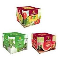 ALFAKHER DOUBLE APPLE FLAVOUR SHISHA HOOKAH/SHISHA ACCESSORIES AND SHISHA CHARCOAL