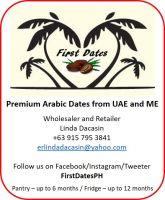Arabic dates fruit