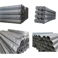 Pre galvanized steel pipe /hot dip galvanized steel pipe/galvanized round steel pipe with Low price