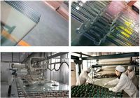 SGCC,CE,CSI certification of milkly white laminated glass