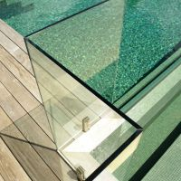 SGCC,CE,CSI certification of tempered glass for pool fence