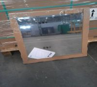 the CE TUV certification of  frameless safety mirror for bathroom
