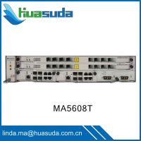 Huawei MA5608T Carrier grade Gigabit Network GPON OLT EPON DSLAM ADSL VDSL ONT ONU optical access networking