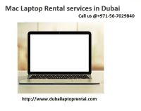 Mac Laptop Rental services in Dubai