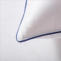 pillow cases 100% cotton bulk wholesale 100% cotton soft hotel down feather pillow/chillow pillow
