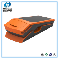 New design 58mm android bluetooth pos terminal thermal printer wifi usb+3G pos machine MHT-V1
