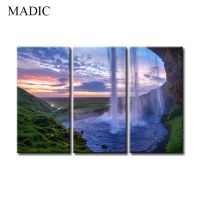 decorative pictures modern wall art 3 panel scenery painting pictures photo to prints ready to hang