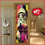 Starwars Art Canvas