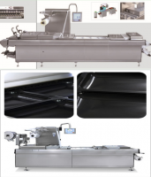 Competitive price and best quality supplier of thermoforming dates vacuum packing machine