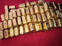 GOLD BARS FOR EXPORT