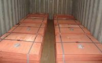 COPPER CATHODE SHEETS 99.99% PURITY