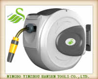 20 m automatic retractable water hose reel