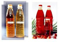 Pure crude palm oil /palm acid oil