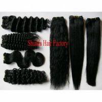 High Quality Human Virgin Hair Extension Brazilian Hair Weave Hair Weft Body Wave Bundles Wholesale