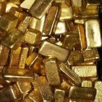 AU Gold bars