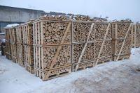 Oak Kiln Dried Firewood With Low Moisture (15-20%)