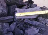 HEXAGONAL SAWDUST BRIQUETTES CHARCOAL WITH SMALL HOLE IN THE MIDDLE BURNING TIME MORE THAN 8 HOURS 30 MIN