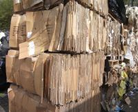 OCC, OLD CORRUGATED CONTAINERS, CARTONS, CARDBOARD SCRAP, Waste Papers, OINP, Kraft