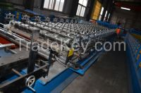 ZhiYe Glazed Tiles Making Machine CE Standard Aluminium