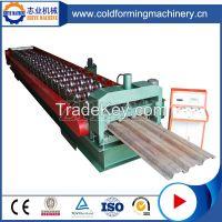 Metal Floor Decking Panel Making Machine