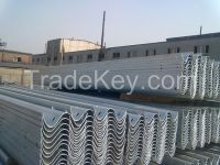 Highway Guardrail Cold Roll Forming Machine Protection Fence